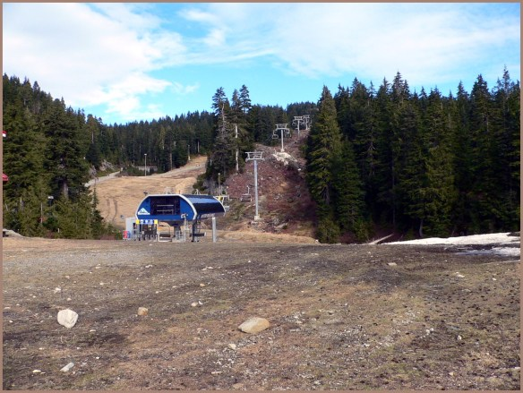 Base of Ski Hill